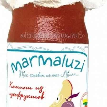 Купить Marmaluzi Напиток Компот из сухофруктов с 6 мес. 200 мл