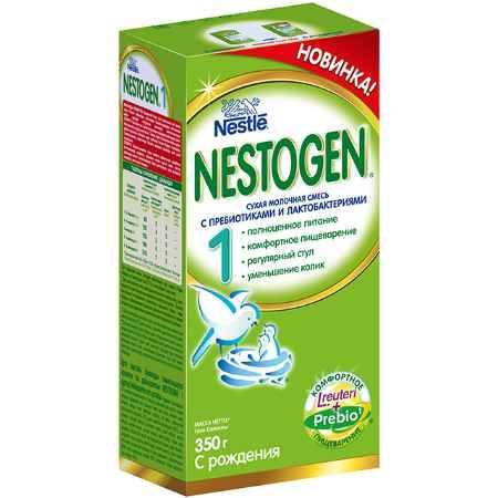 Купить Nestle Nestogen 1 Заменитель с рождения 350 г