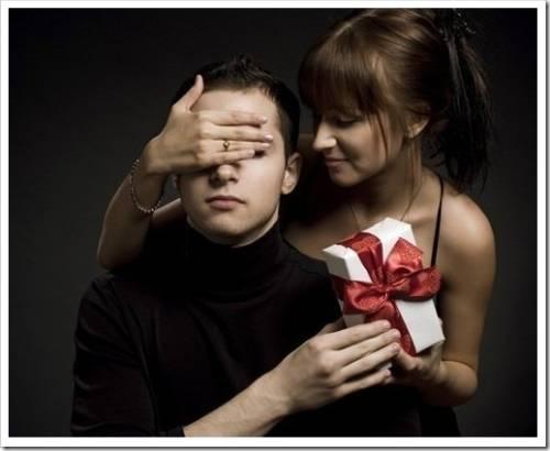 дарить подарки любимым
