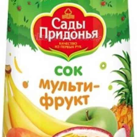 Купить Сады Придонья Сок Мультифрукт с 12 мес. 300 мл
