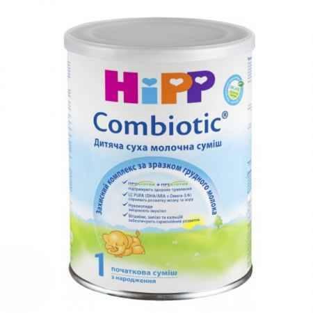Купить Hipp Молочная смесь 1 Combiotiс с рождения 350 г