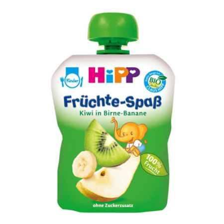 Купить Hipp Пюре груша банан киви с 8 мес. 90 г