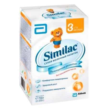 Купить Similac Молочная смесь 3 с 12 мес. 700 г