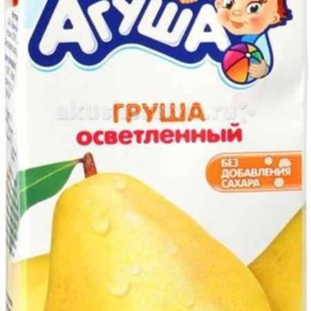 Купить Агуша Сок детский осветленный Груша 500 мл