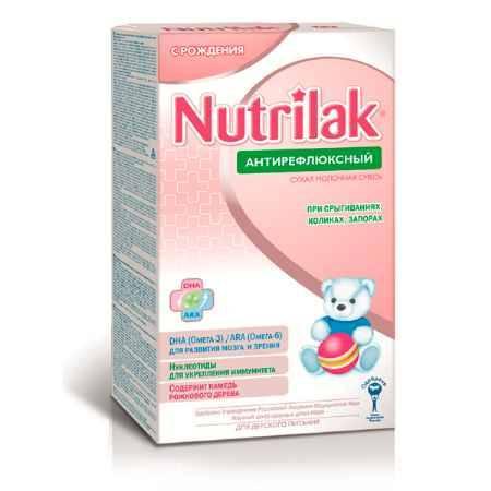 Купить Nutrilak Антирефлюксный 6-12 мес. 350 г