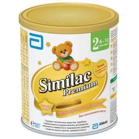 Купить Similac Молочная смесь 2 Premium 6-12 мес. 400 г