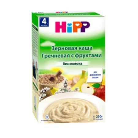 Купить Hipp Зерновая гречневая каша с фруктами с 4 мес. 250 г