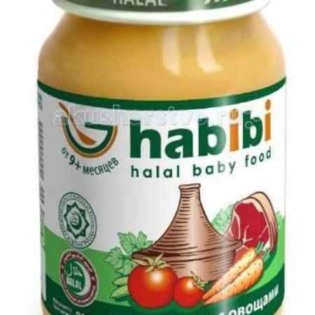 Купить Habibi Пюре Мясо тажин с овощами 200 г