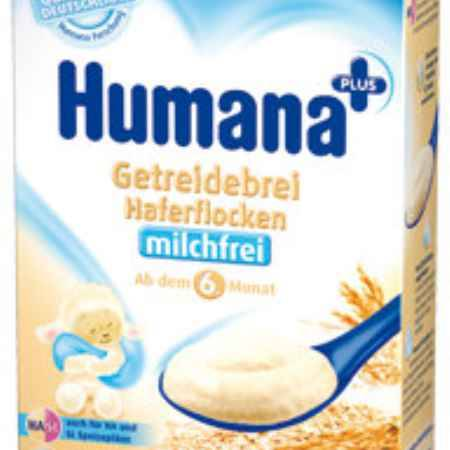 Купить Humana Овсяная безмолочная каша с 6 мес. 200 г