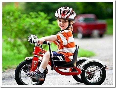 Проблемы эксплуатации детских велосипедов