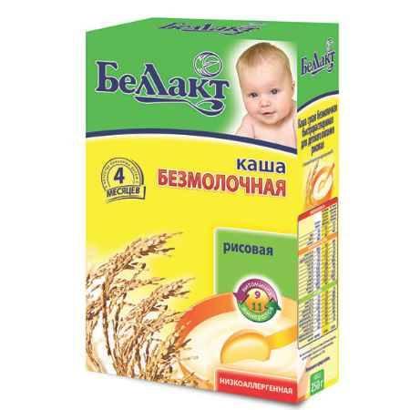 Купить Беллакт Рисовая каша безмолочная с 4 мес., 250 г