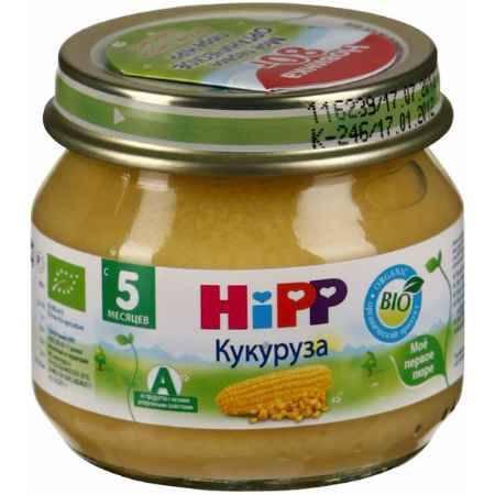 Купить Hipp Пюре Кукуруза с 5 мес., 80 г