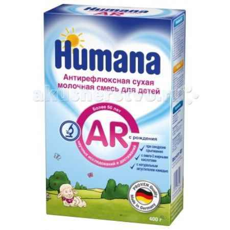 Купить Humana Заменитель Антирефлюкс с 0 мес. 400 г