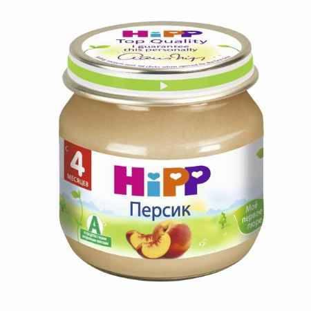 Купить Hipp Пюре Персик с 4 мес., 80 г