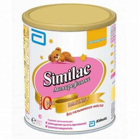 Купить Similac Антирефлюкс с 0 мес. 375 г