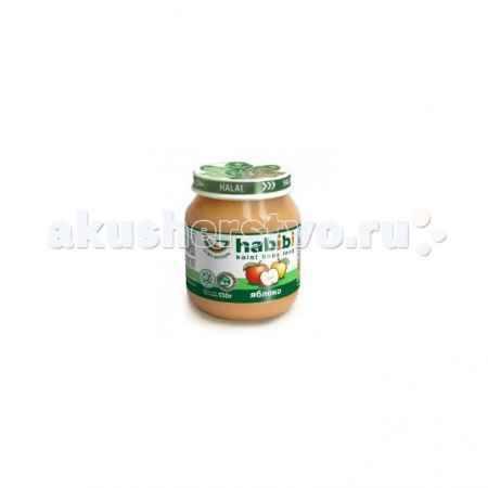 Купить Habibi Пюре Натуральное яблоко 130 г