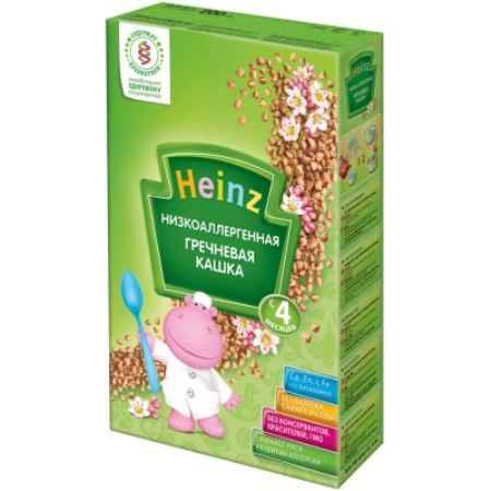 Купить Heinz Низкоаллергенная гречневая кашка с 4 мес. 200 г
