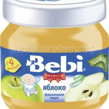 Купить Bebi Пюре Premium Яблоко с 4 мес. 100 г