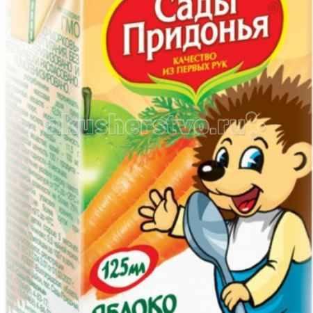 Купить Сады Придонья Пюре Яблоко-морковь с 5 мес. 125 мл