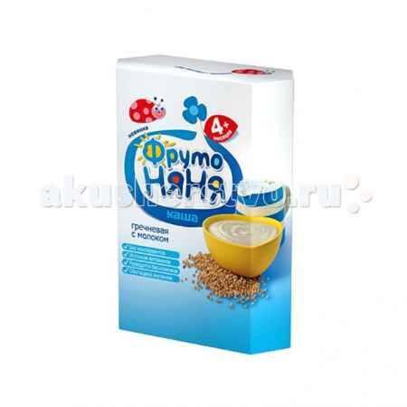 Купить ФрутоНяня Каша молочная гречневая с 4 мес. 200 г