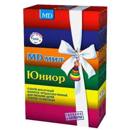 Купить MD мил Заменитель Юниор с 12 мес. 500 г