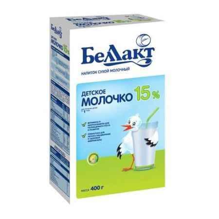 Купить Беллакт Напиток сухой молочный Детское молочко 15% 400 г