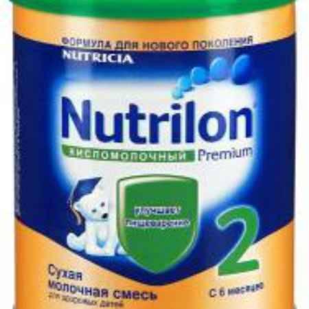Купить Nutrilon Заменитель Кисломолочный 2 с 6 месяцев 400 г