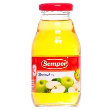 Купить Semper Сок Яблоко с 3 мес., 200 мл