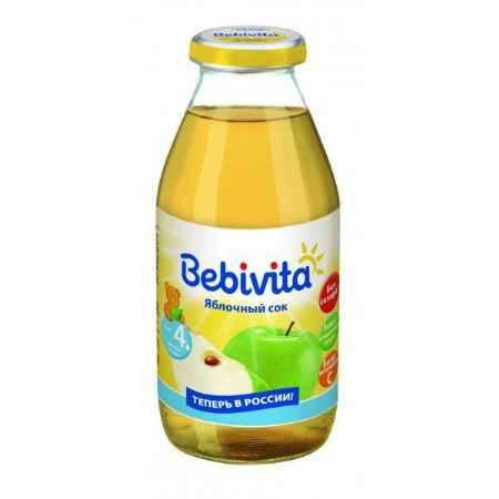 Купить Bebivita Сок Яблочный с 4 мес.200 мл