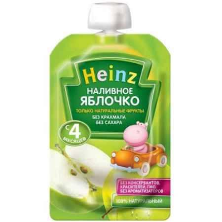 Купить Heinz Пюре Наливное яблочко с 4 мес., 100 г (пауч)