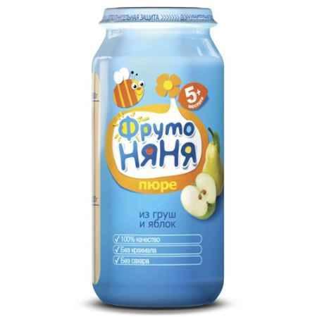 Купить ФрутоНяня Пюре из груш и яблок с 5 мес., 250 г