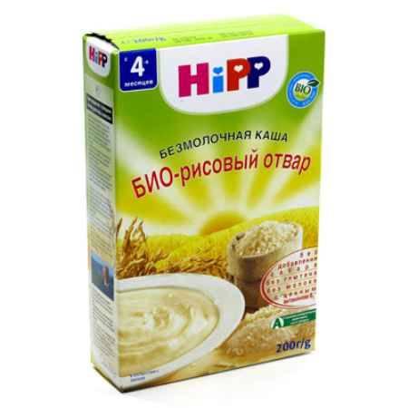 Купить Hipp Био-Рисовый отвар с 4 мес. 200 г