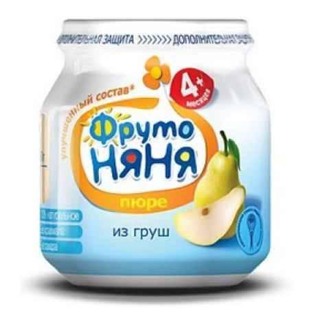 Купить ФрутоНяня Пюре из груш с 4 мес., 100 г