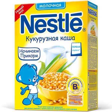 Купить Nestle Каша кукурузная молочная 250г