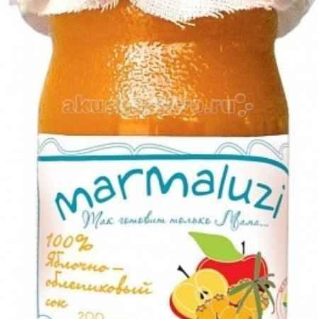 Купить Marmaluzi Сок яблочно-облепиховый с 5 мес. 200 мл