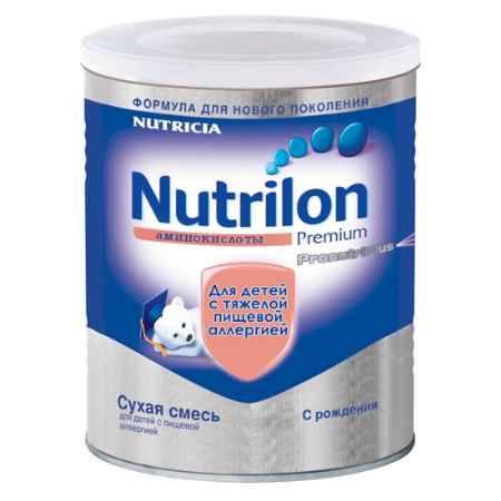Купить Nutrilon Заменитель Аминокислоты с рождения 400 г