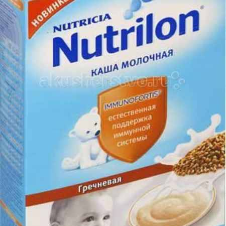 Купить Nutrilon Гречневая молочная каша с 4 мес. 225 г