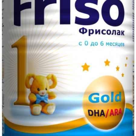 Купить Friso Молочная смесь Фрисолак 1 Gold с рождения 900 г