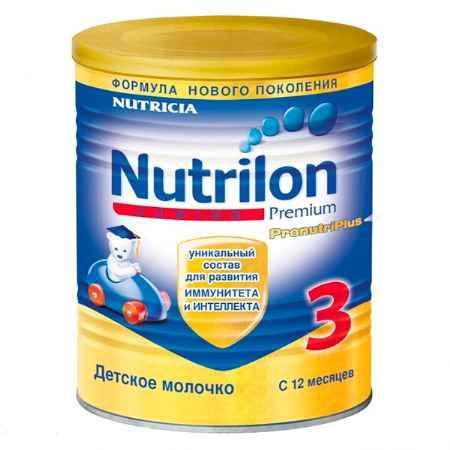 Купить Nutrilon Junior 3 с 12 месяцев 400 г