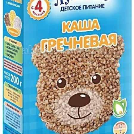 Купить Бабушкино лукошко Каша Гречневая безмолочная с пребиотиками с 4 мес. 200 г