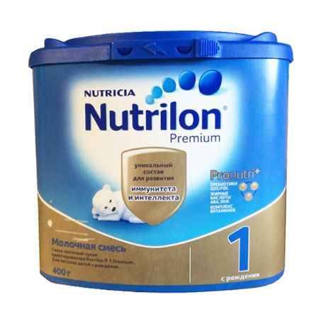 Купить Nutrilon Заменитель 1 пребиотики с рождения 400 г