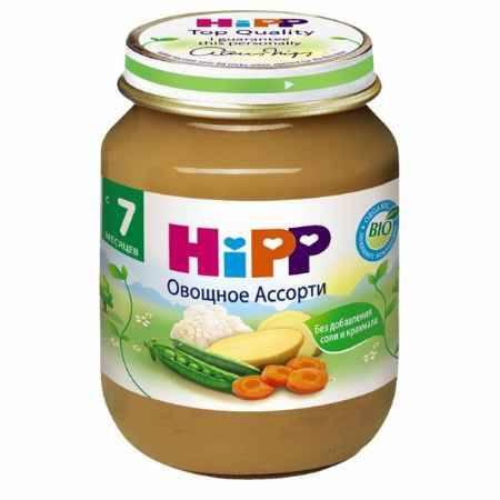 Купить Hipp Пюре Овощное ассорти с 7 мес., 125 г