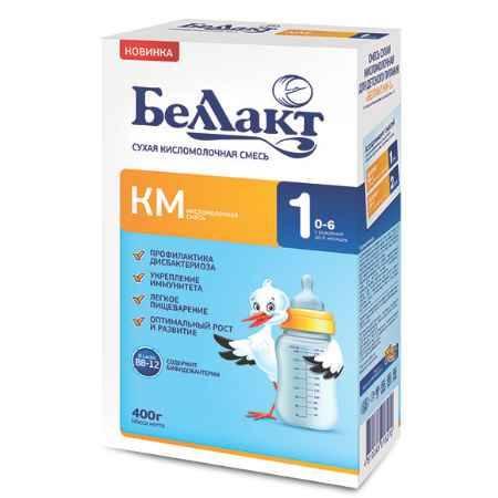 Купить Беллакт Смесь сухая кисломолочная КМ-1 400 г