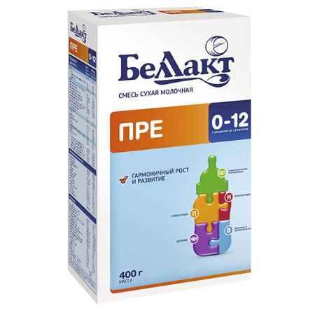 Купить Беллакт Сухая молочная смесь для недоношенных детей ПРЕ 400 г