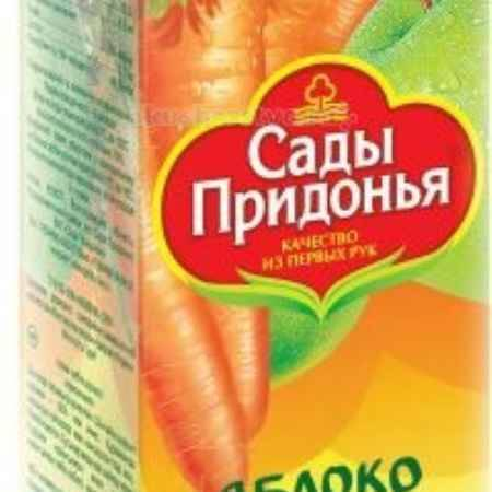 Купить Сады Придонья Сок яблоко морковь с 3 лет 1 л