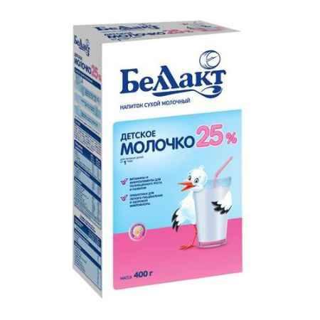 Купить Беллакт Напиток сухой молочный Детское молочко 25% 400 г
