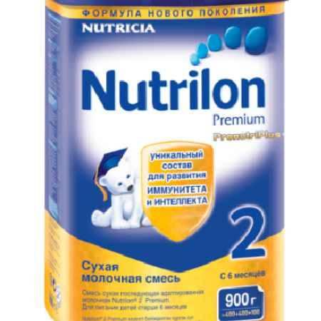 Купить Nutrilon Заменитель 2 пребиотики с 6 мес 900 гр картон