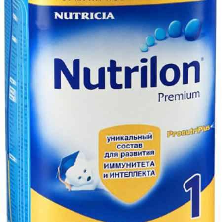 Купить Nutrilon Заменитель 1 пребиотики с рождения 900 г картон