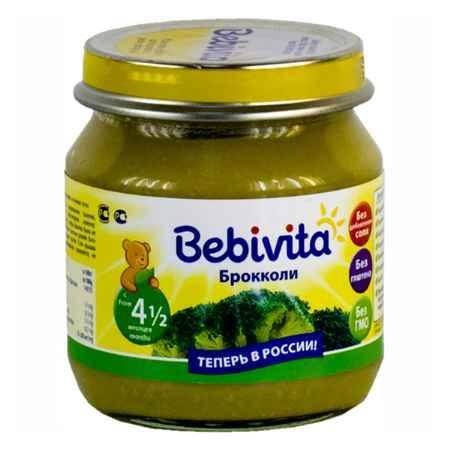 Купить Bebivita Пюре Брокколи с 4.5 мес. 100 г