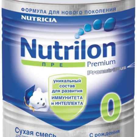 Купить Nutrilon Заменитель Пре 0 с рождения 400 г